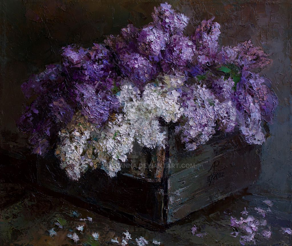 Lilac by ruseanna.deviantart.com on @DeviantArt
