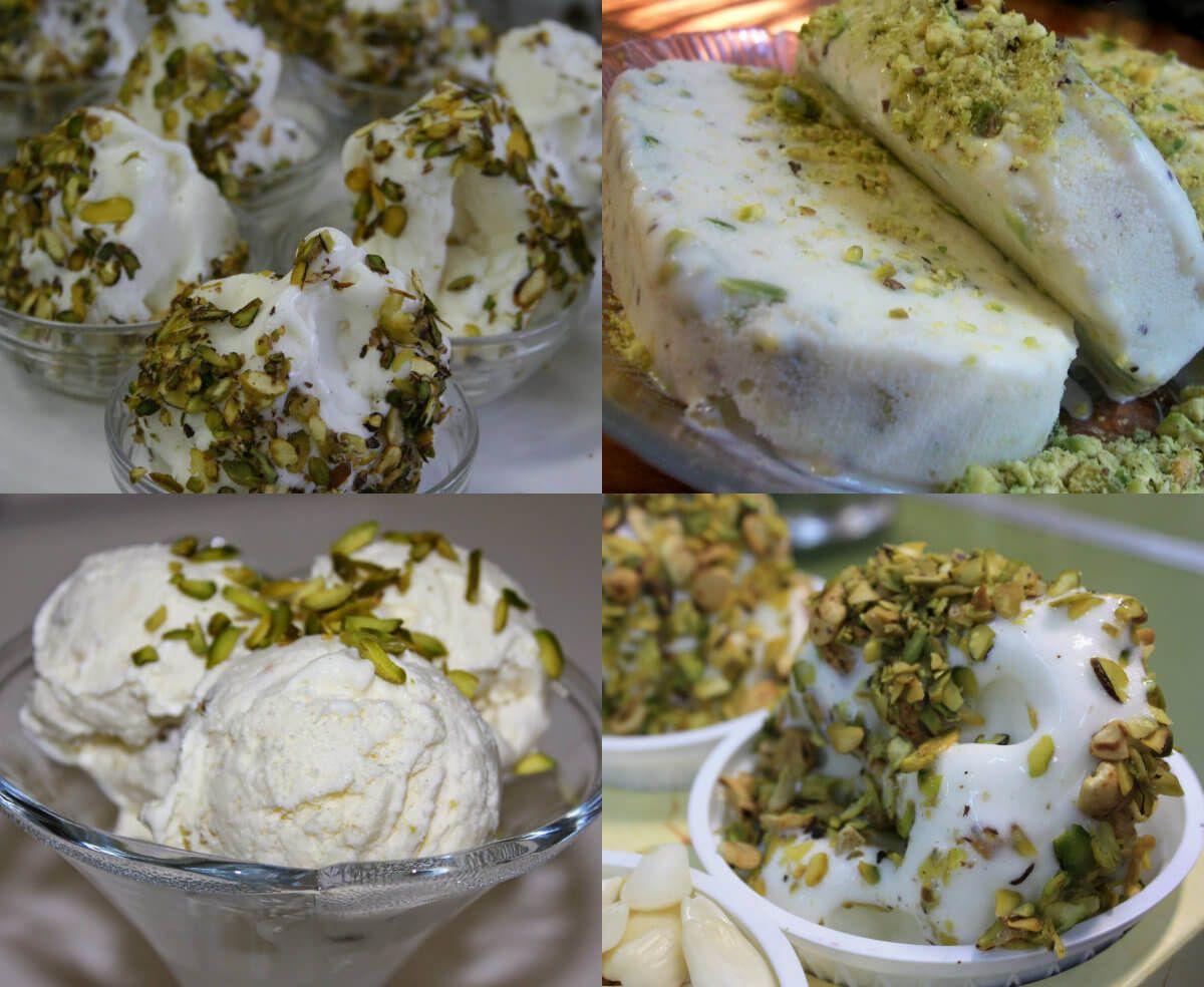 عالم الطبخ والجمال طريقة عمل البوظة العربية في المنزل Dessert Recipes Sweet Tooth Recipes