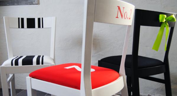Förnya dina stolar enkelt med Karin Mannerstål - Äntligen hemma