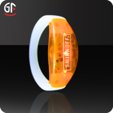 LED Bracelet, LED Bracelet direct from Shenzhen Great-Favonian Electronics Co., Ltd. in China (Mainland)