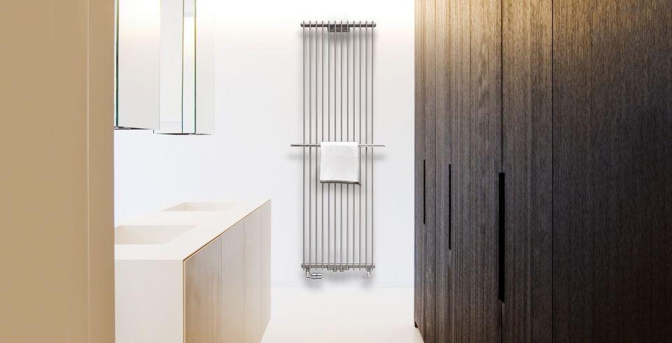 Vasco offre un\'ampia gamma di radiatori di design in acciaio ed in ...