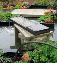 Concrete Water Features   Google Search