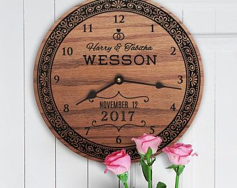 Personalized Wedding Gift For Older Couple