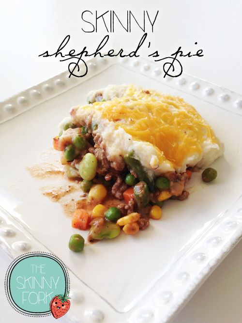 This Is Why You Should Learn To Cook Shepherd's Pie - Skinny Shepherd's Pie Recipe