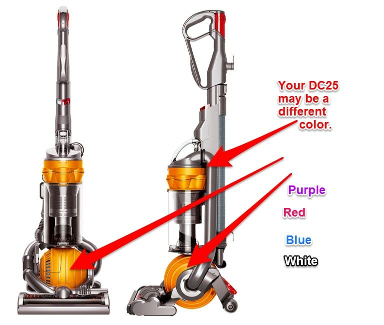 Easy Dyson Dc25 Vacuum Cleaner Maintenance Tips Anyone Can Do Dyson Vacuums Good Vacuum Cleaner