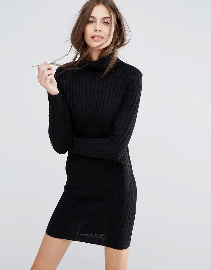 bba62818e6 Brave Soul Amanda Sweater Dress by Brave Soul at ShopStyle