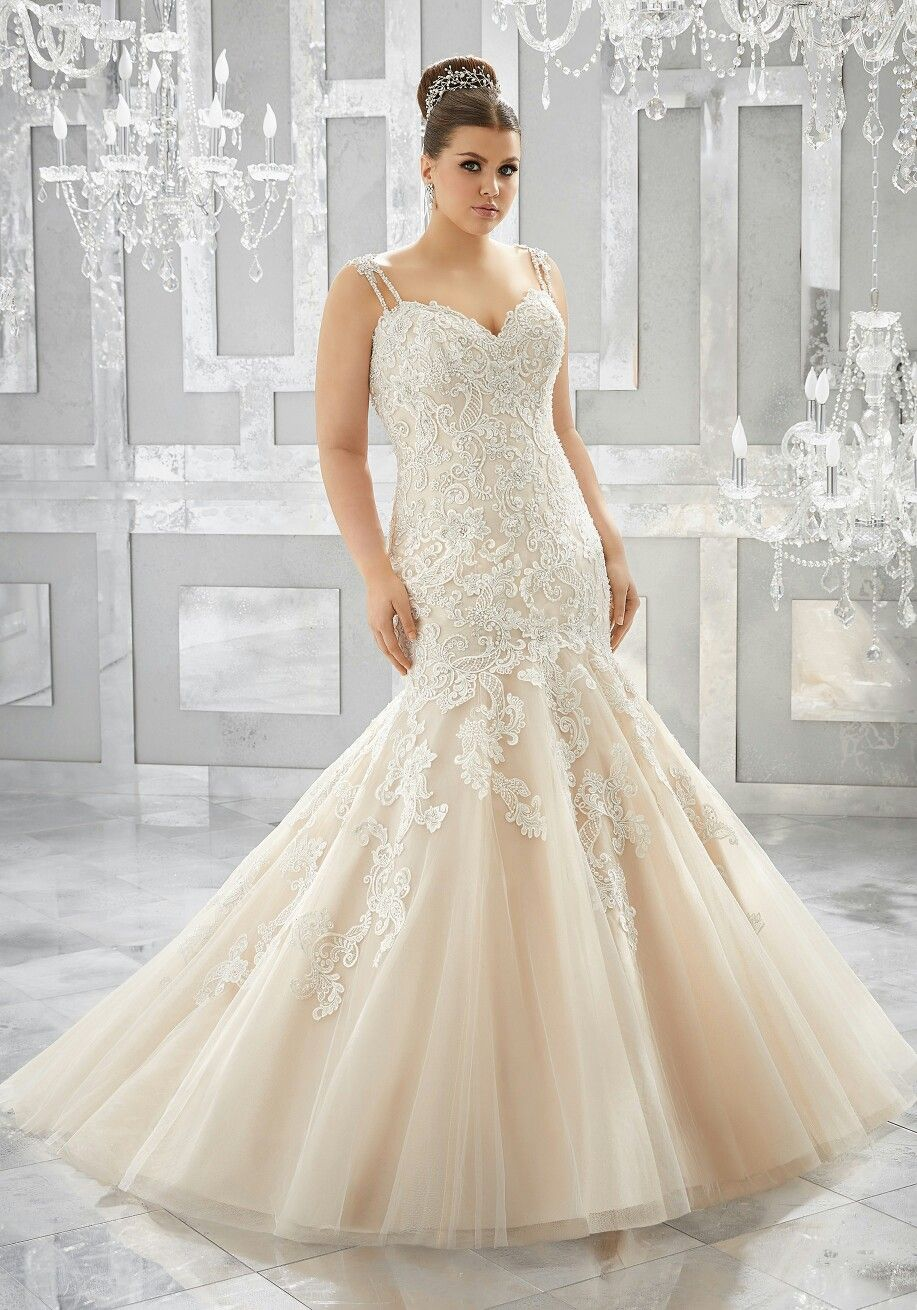 Pin by Ксения on plus size wedding dress pinterest full figured