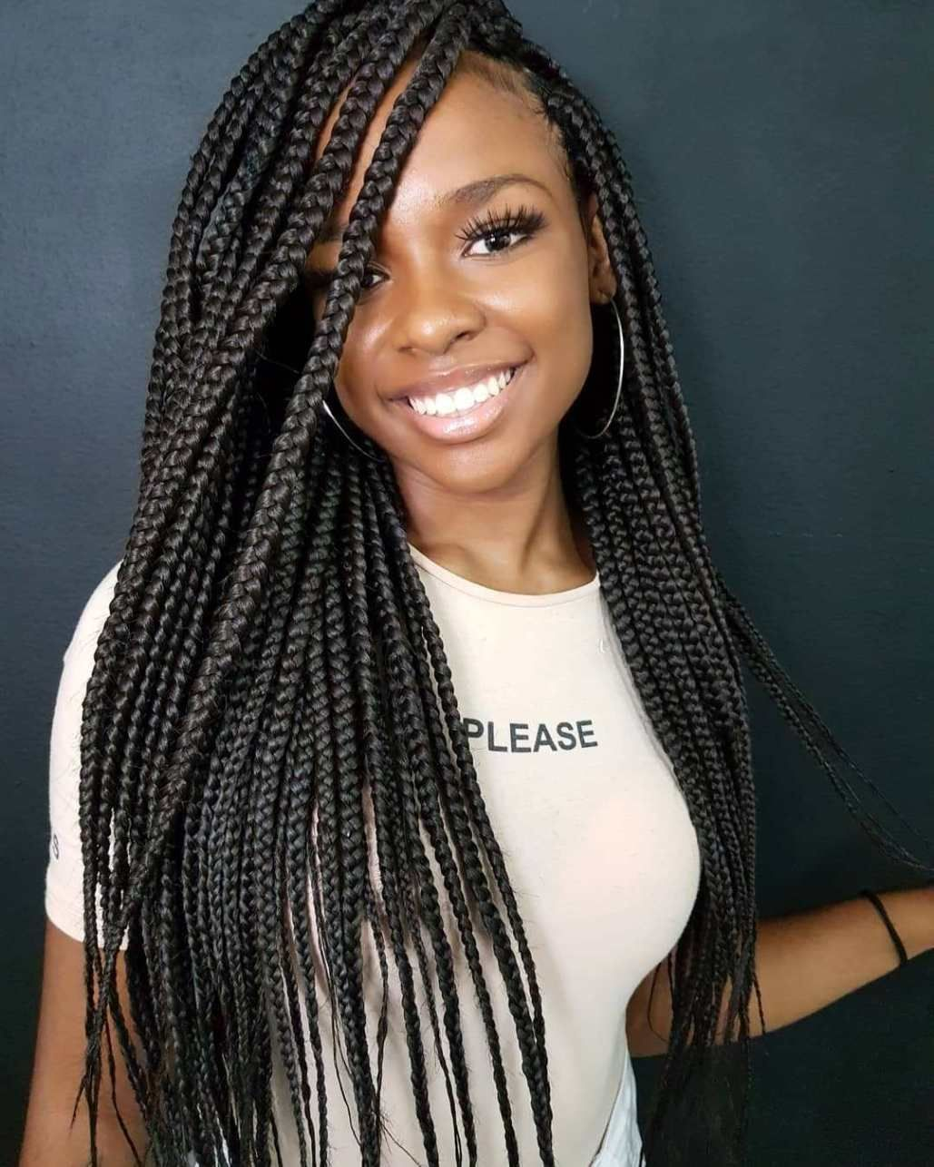 30 Trendy Box Braids Styles Stylists Recommend For 2020 Hair Adviser In 2020 Hair Styles Braid Styles Box Braids Styling