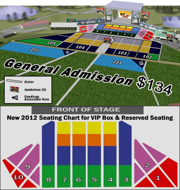 We Fest Seating Chart Im In The Blue Vip Baby Pemberton Summer Activities Seating Charts