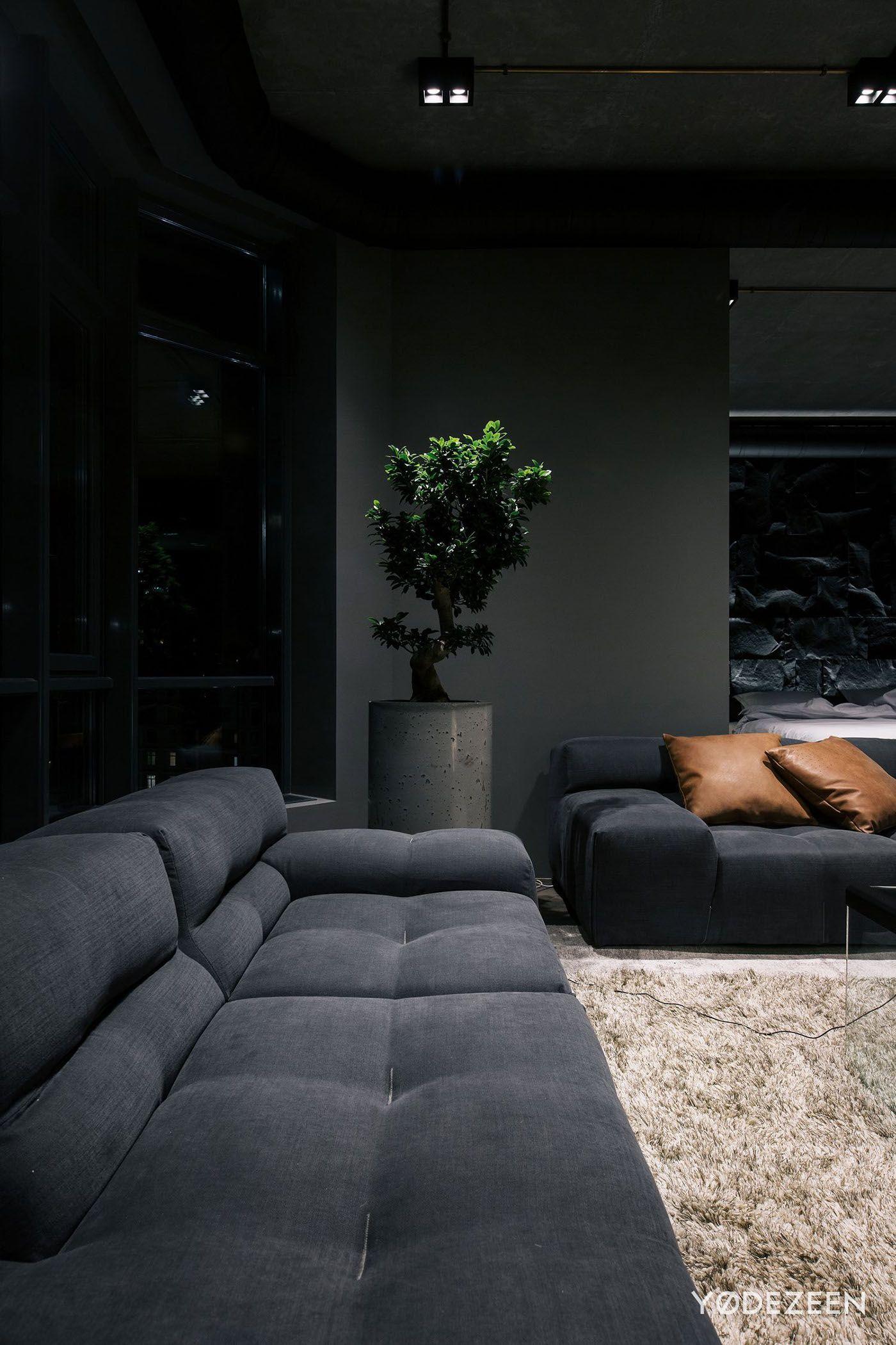 Home Interior Design Game Online: Charismatic Interior In Kiev On Behance