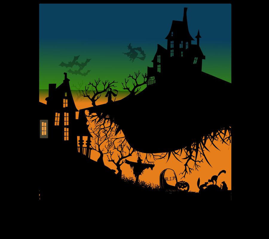 Javascript, CSS, SVG und HTML: Suchen auf mediaevent.de zu Halloween