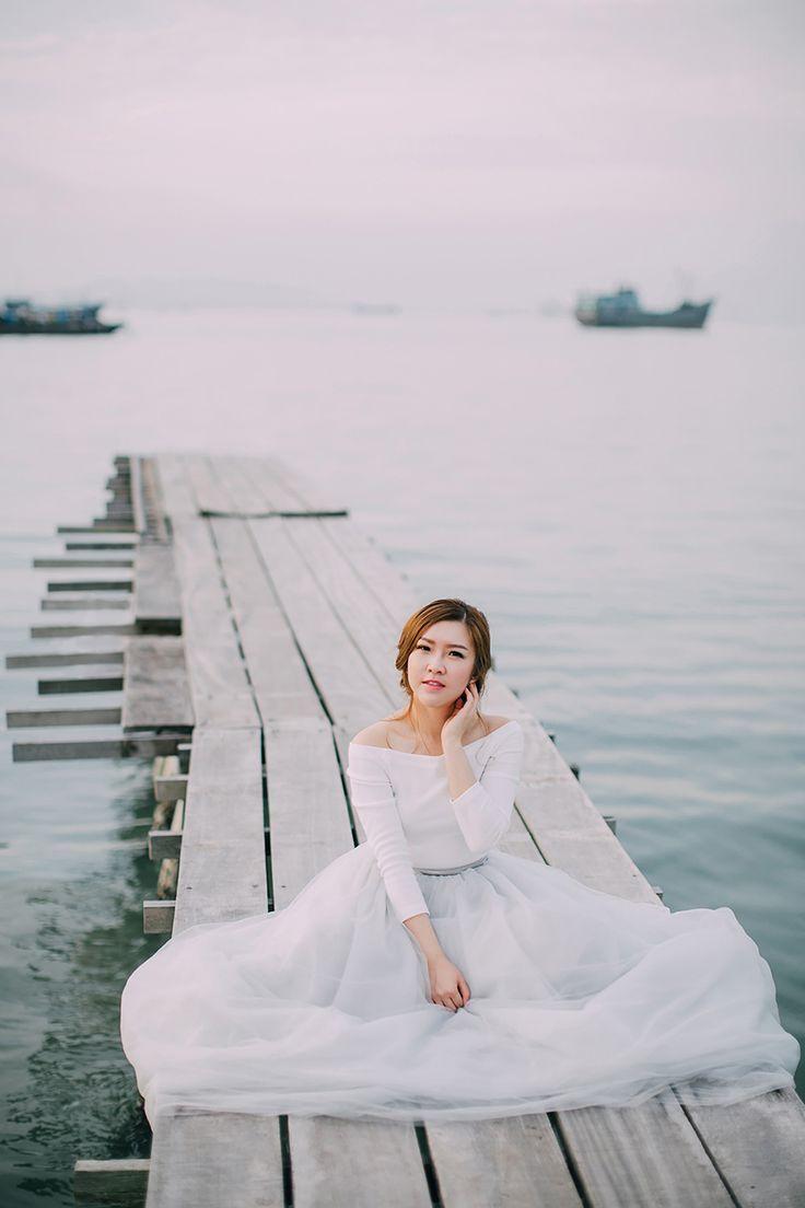 Neil and jacquelineus dreamy prewedding shoot in penang