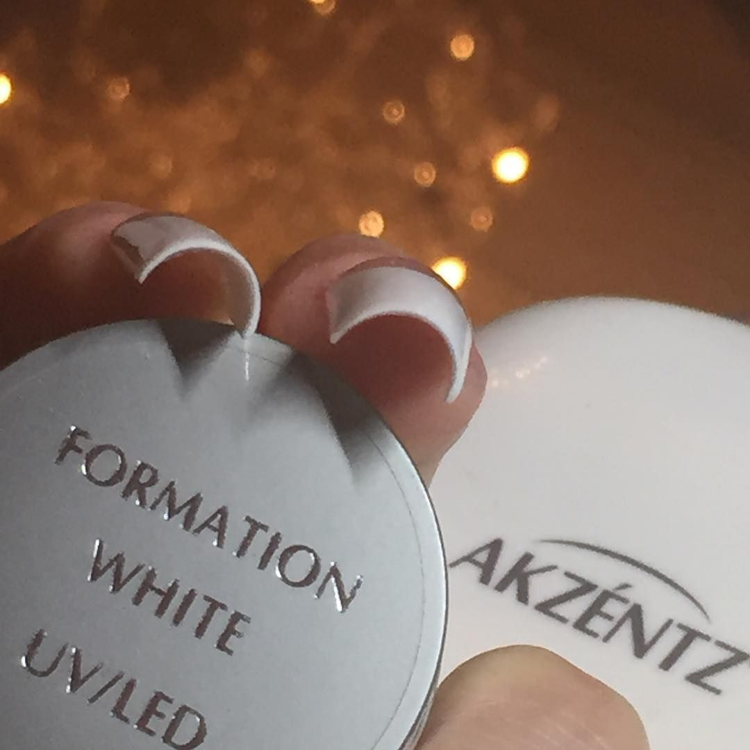 My Love for the perfect c curve !!! Gel!!!! Formation white LED gel ...
