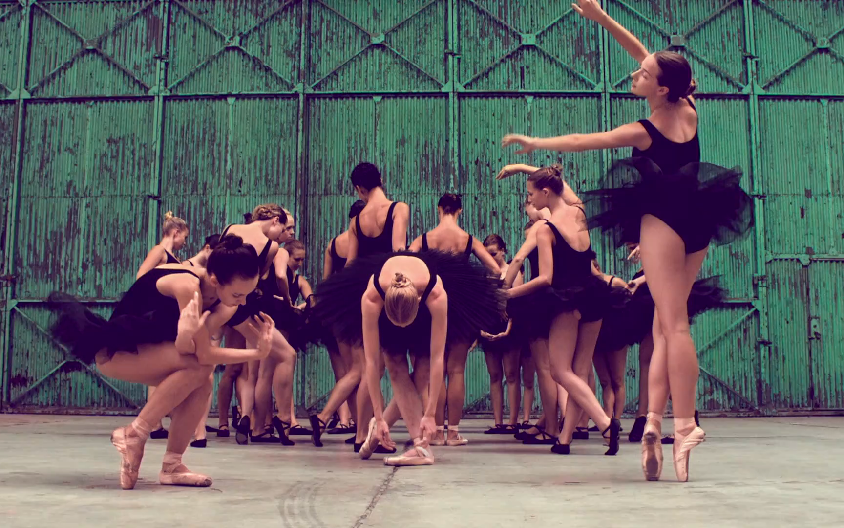 Kanye West Runaway Ballet Video Still Ballet Ballerinas Dance Stage Tutus Royal Legs Movement Photography Kanye West Short Film Just Dance