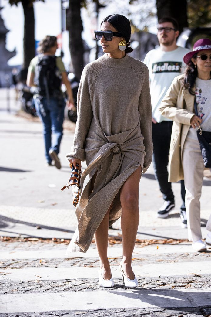 18 Thanksgiving Outfit Ideas That Are Both Festive and Comfy #thanksgivingoutfit
