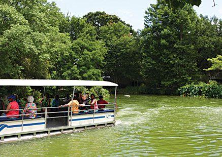 Louisiana Purchase Gardens Zoo Day Trips Louisiana Purchase State Parks