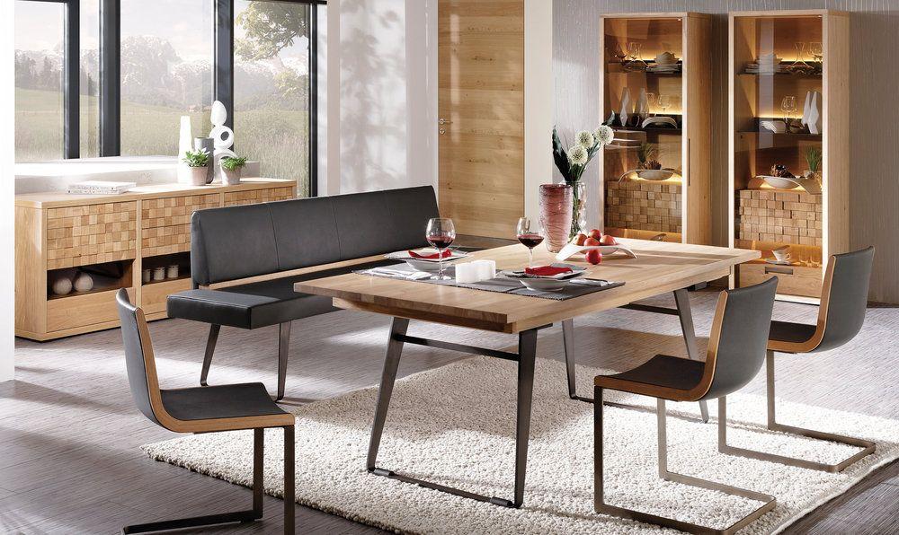 Esstische Von Voglauer Qualitativ Hochwertige Tische Table Home Decor Kitchen Dining