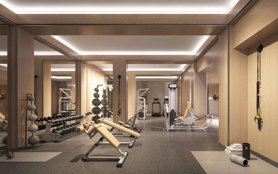 Inside The Multimillion Dollar Homes Of Tom Brady Home Gym