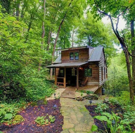 Nice Cheap Houses For Rent: Nice Little Cabin In The Woods