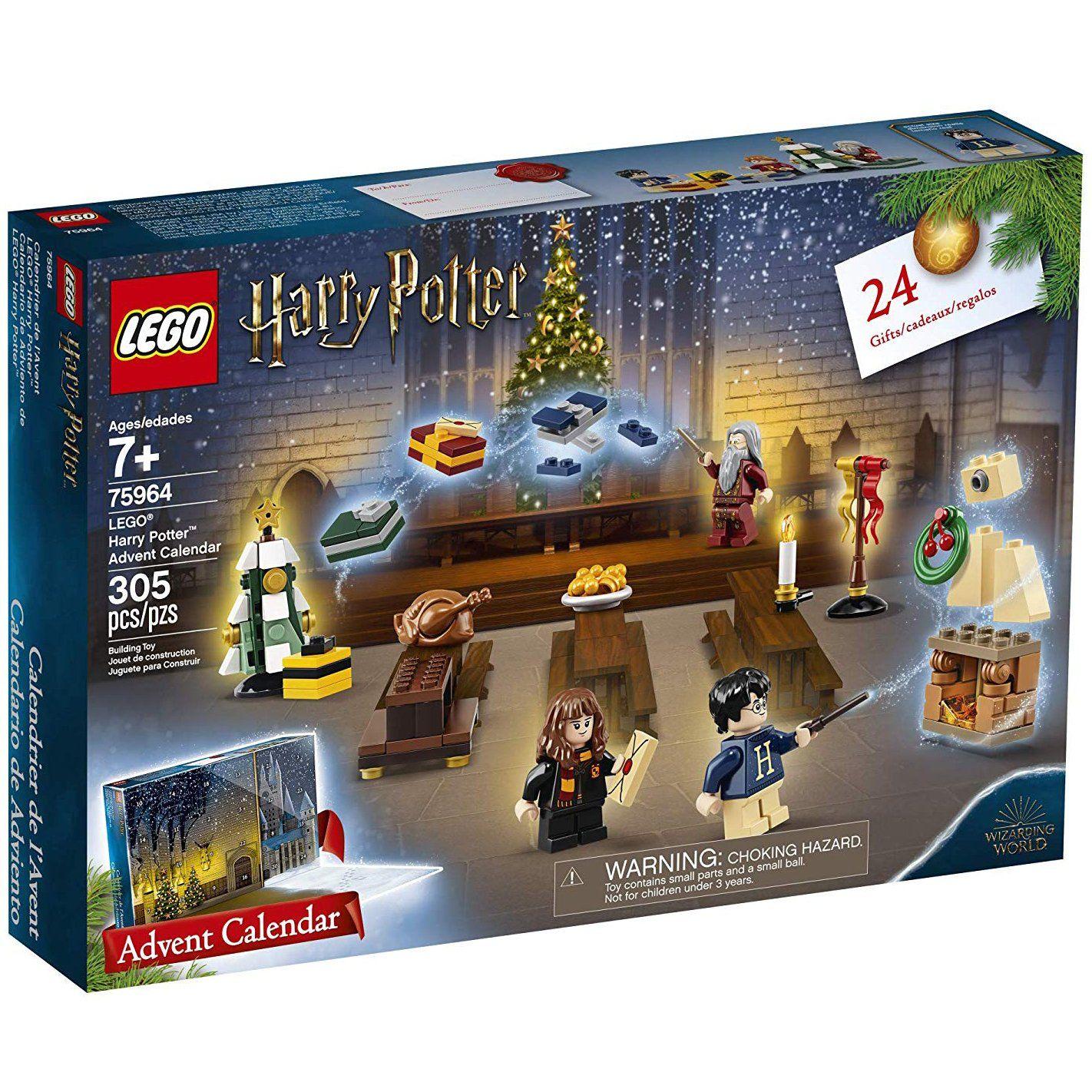 Lego 75964 Harry Potter Advent Calendar Harry Potter Advent Calendar Harry Potter Lego Sets Lego Harry Potter