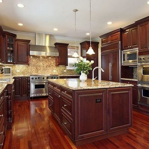 36+The Good, the Bad and Cherry Kitchen Cabinets ...
