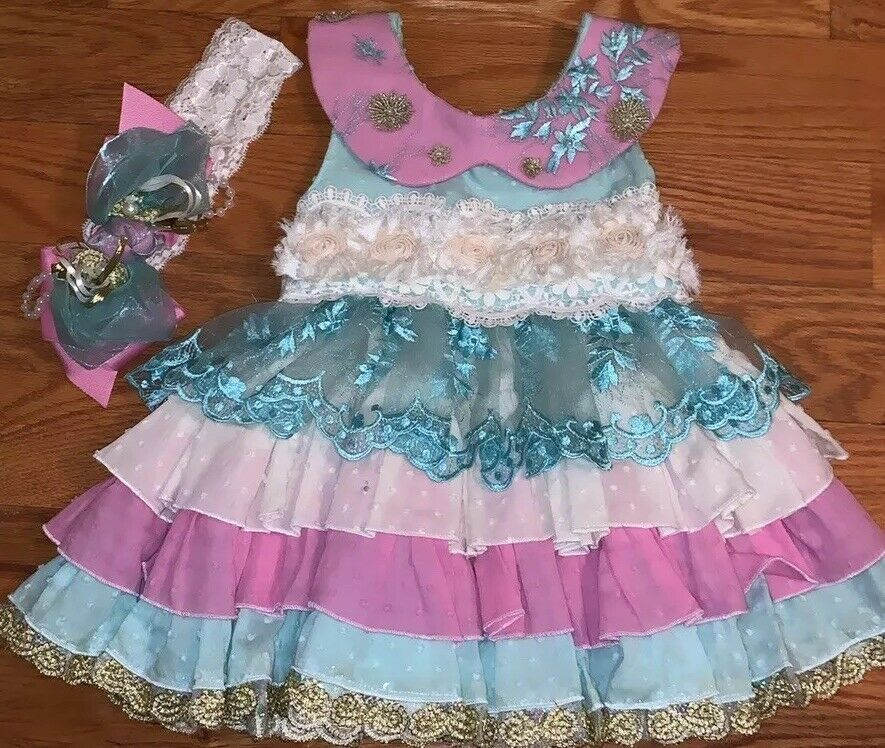 Baby Girl Clothes Size 9 12 Months Ebay Girl Outfits Easter Outfit Clothes
