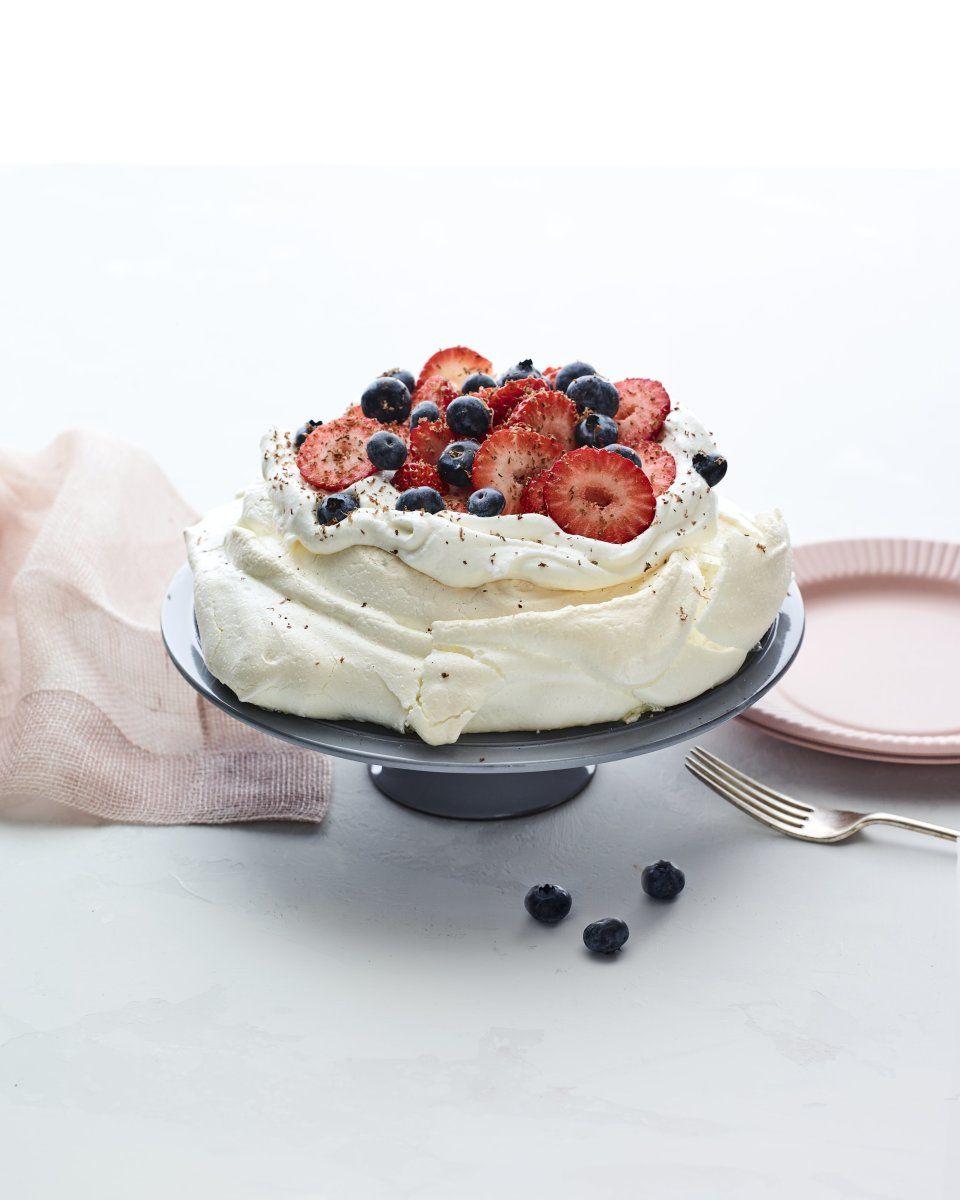 Set Your Sights On Pavlova, The Ultimate Passover Dessert