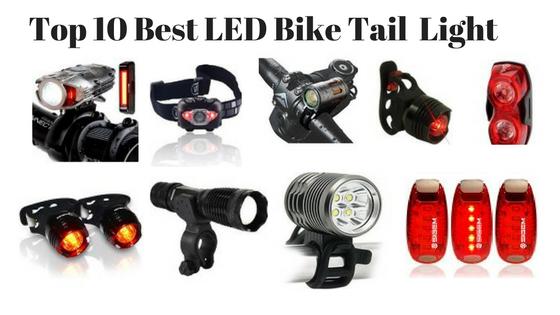 Top 10 Best Bike Tail Lights Rear Bike Lights 2020 Bike Tail