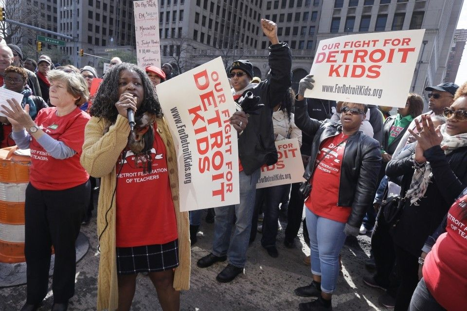 How Charter Schools In Michigan Have Hurt Traditional Public Schools New Research Finds Charter School Public School Detroit