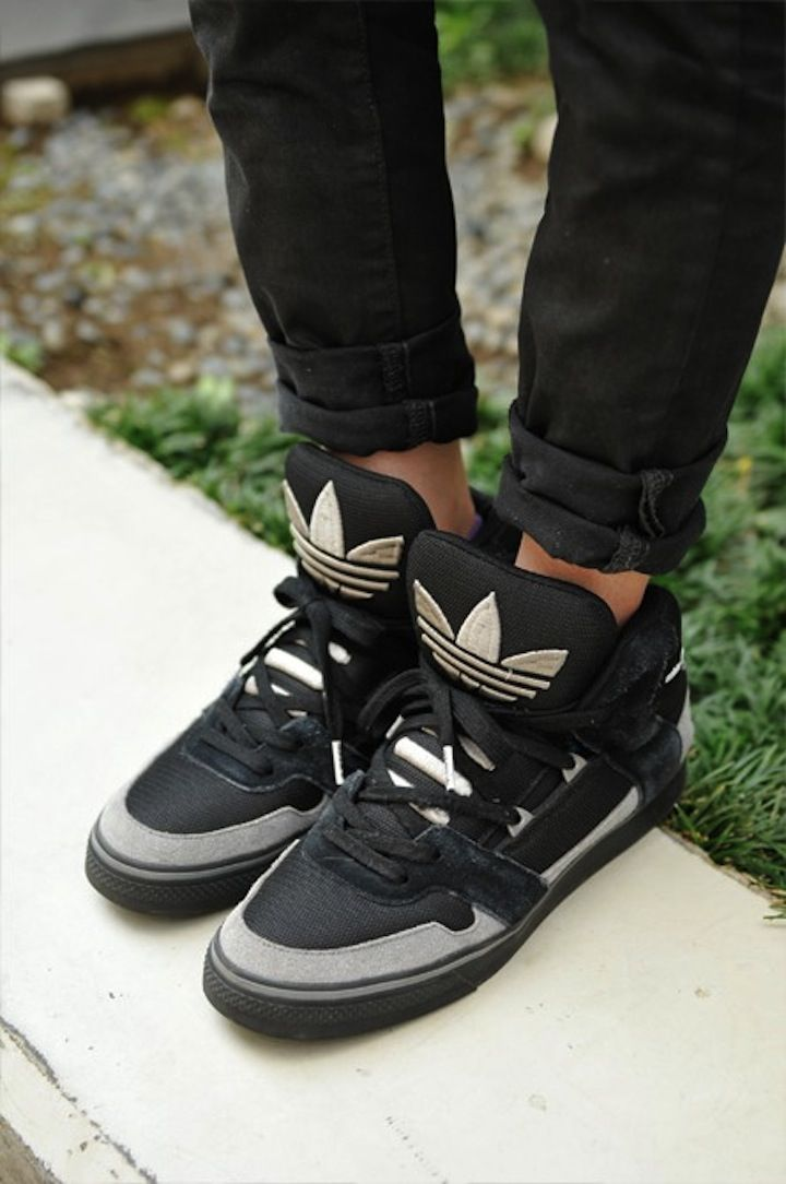 7b6f352203 love a fat tongue high top | shoes | Adidas sneakers, Shoes, Girls shoes