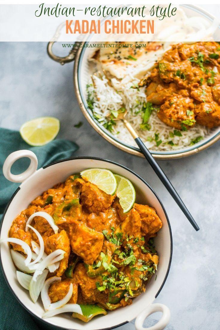 Kadai Chicken Recipe Easy Indian Appetizers Best Chicken Recipes Yummy Chicken Recipes