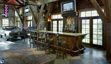 Man Cave Design, Pictures, Remodel, Decor and Ideas - page 5