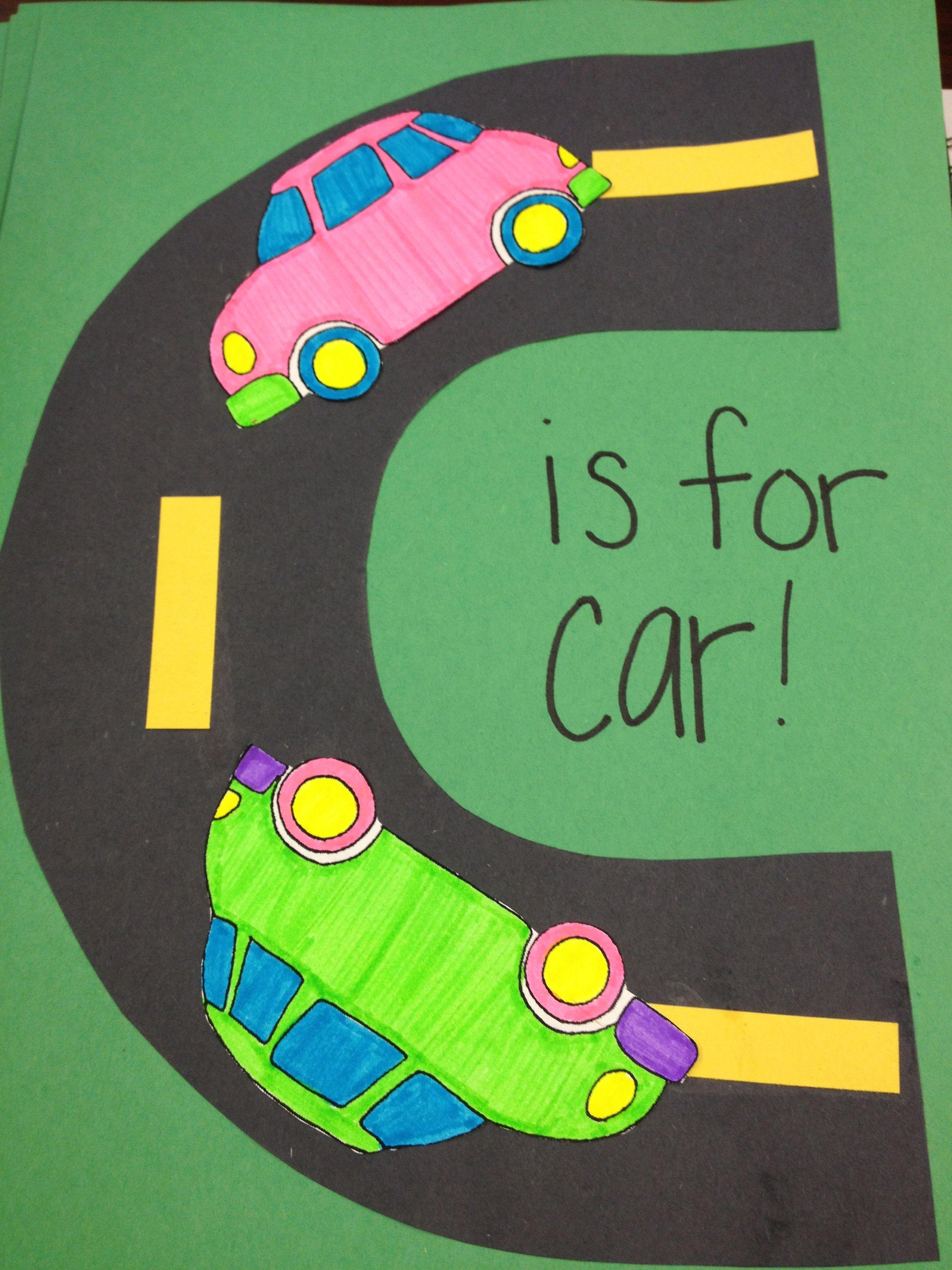 C For Car Craft
