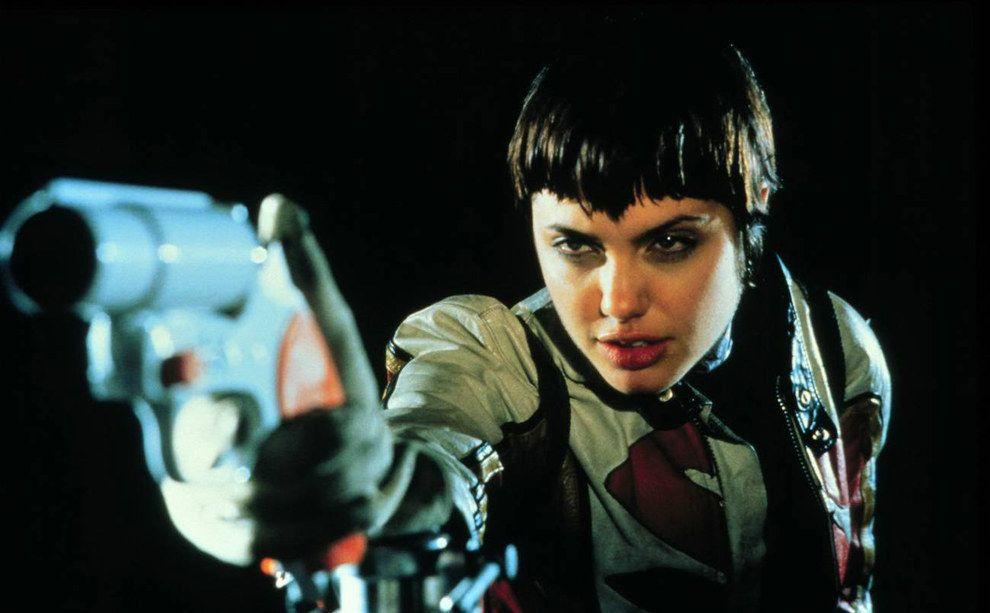Hackers 1995 angelina jolie angelina jolie movies