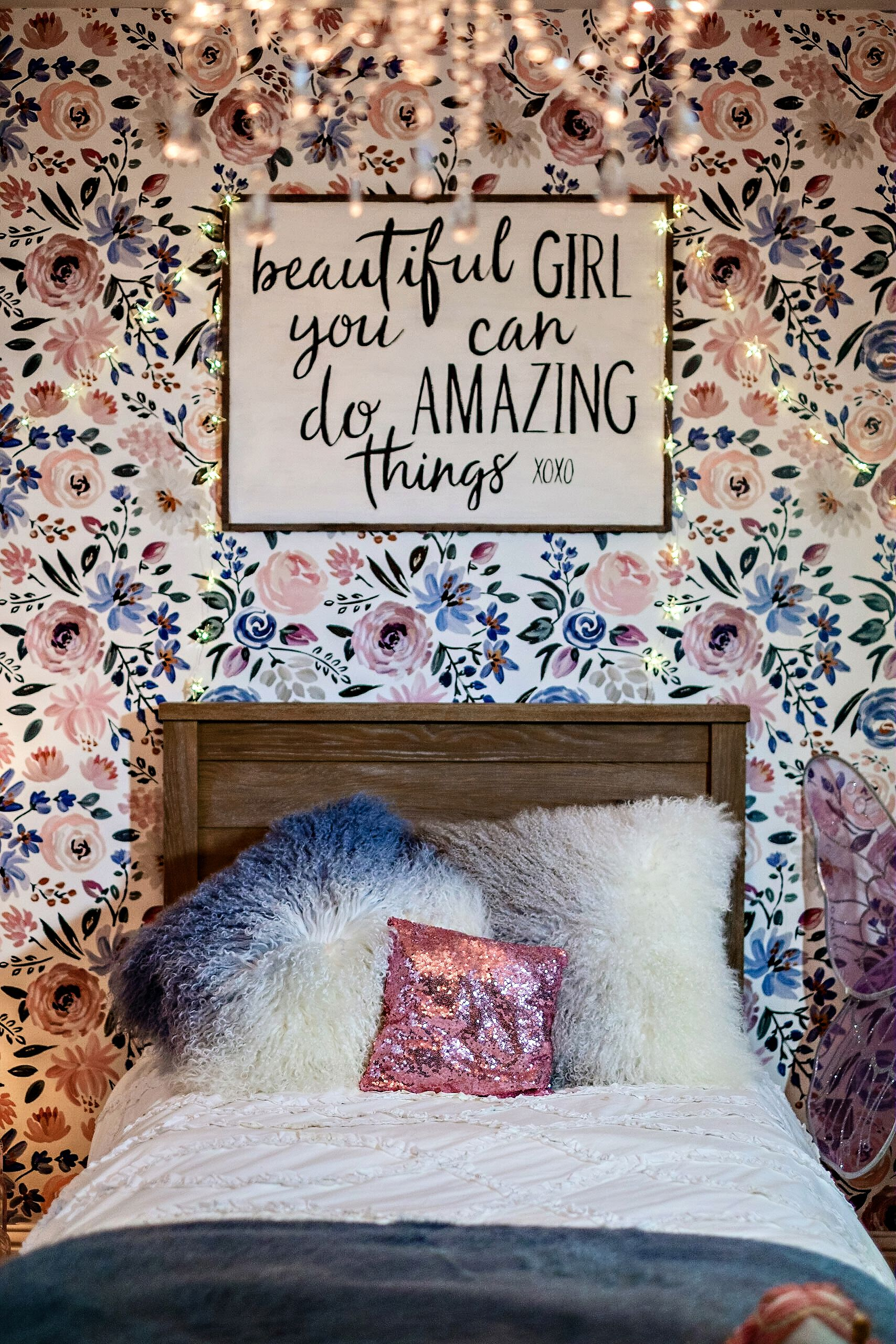 In The Big Kid Room With Happily Hughes Big Girl Bedrooms Girl