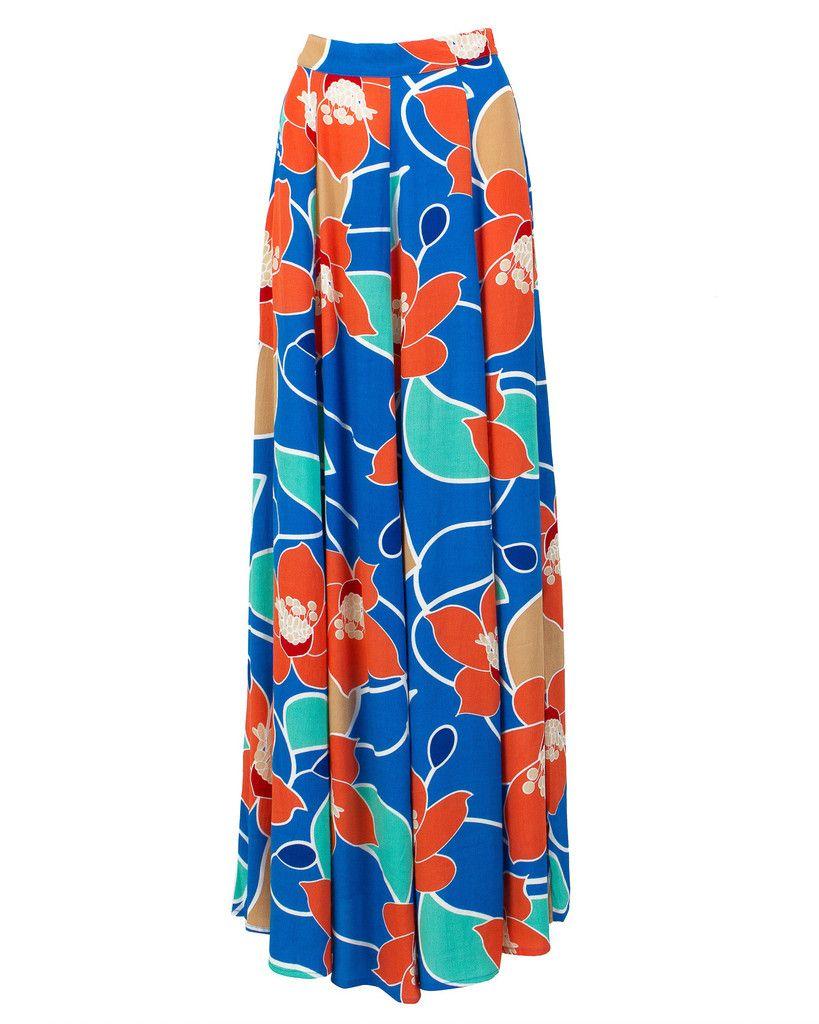Antigua Catalina Skirt, Mister Zimi