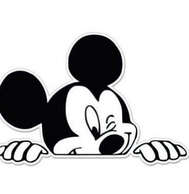 imagenes de mickey mouse para dibujar e imprimir | ideas para ...