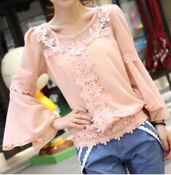 Blouses   White And Cute Blouses For Women Cheap Online At Wholesale Prices   Sammydress.com Page 29