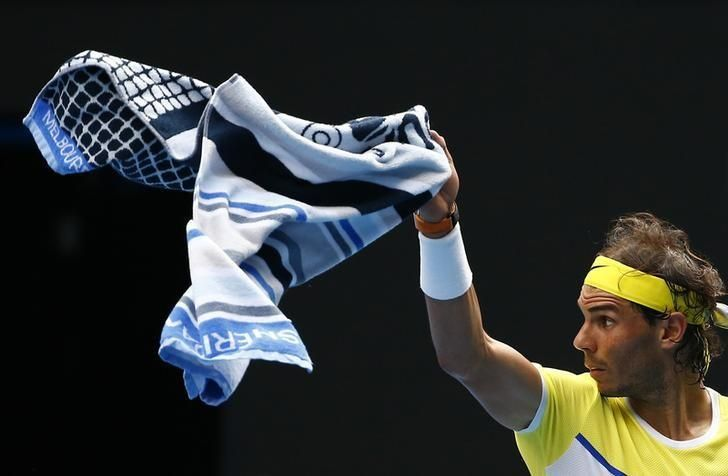 Former world number one Nadal downplays Zika threat ahead of Rio Open #Sport #iNewsPhoto