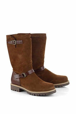 3f0338ad4de Esprit - suède winter boots | Sweet Cinderella | Suède, Fringues