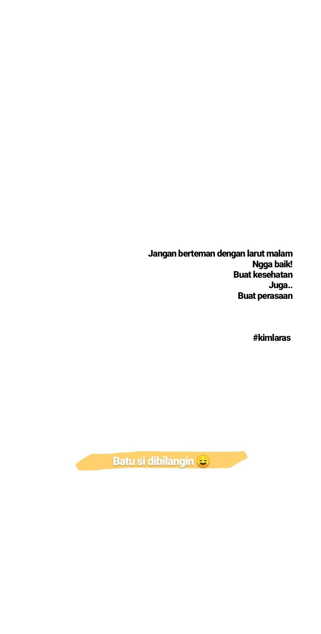 Pin Oleh Ivaa Di Kutipan Quotes Bahasa Indonesia Ig Kimlaras 22 Kutipan Perasaan Pengetahuan