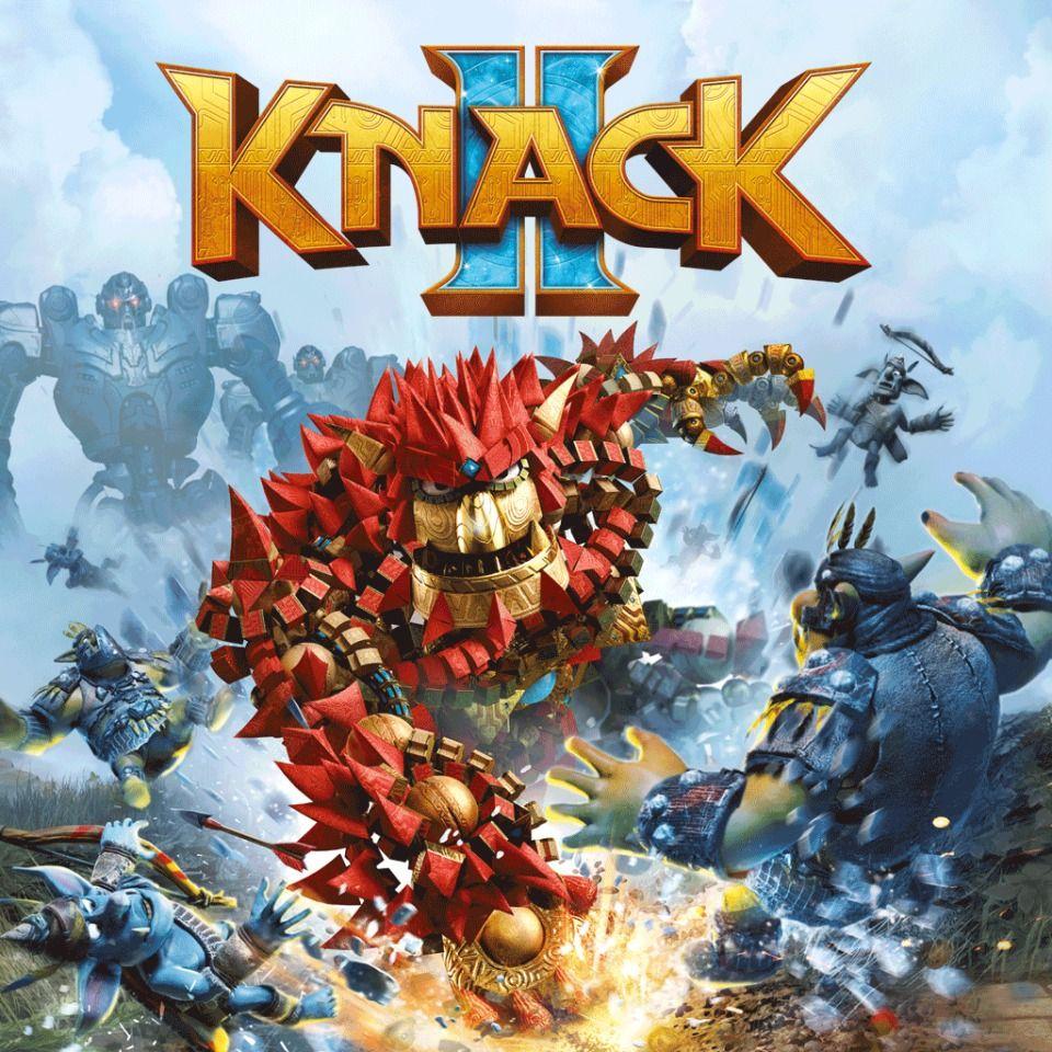 Knack 2 Ps4 games, Playstation, Ps4