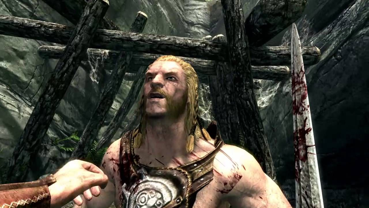 Video Skyrim Special Edition Ps4 Gameplay Playstation4 Sony Videogames