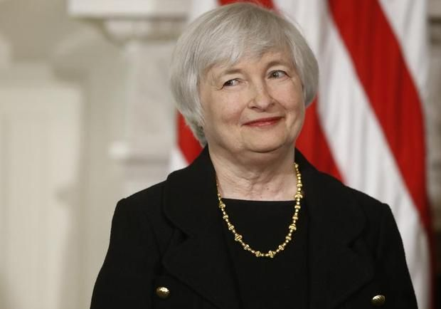 She S Confirmed Janet Yellen Is First Woman Federal Reserve Chair Janet Yellen Economic Events People