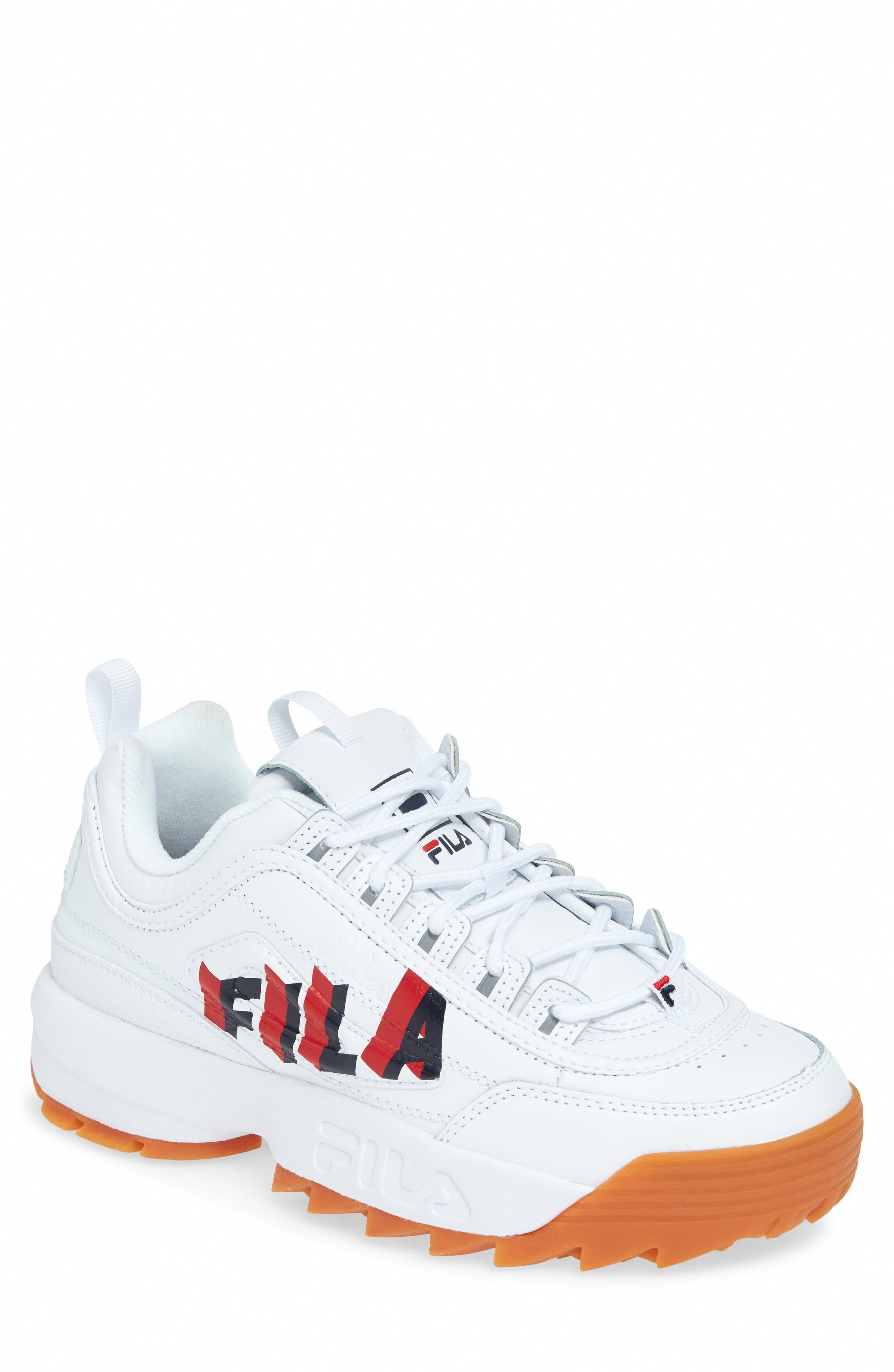 Fila Disruptor Ii Perspective Sneaker