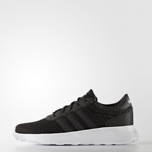 diseño encantador gama completa de artículos envío directo Lite Racer Shoes Black Womens | Adidas neo, Sneakers, Adidas