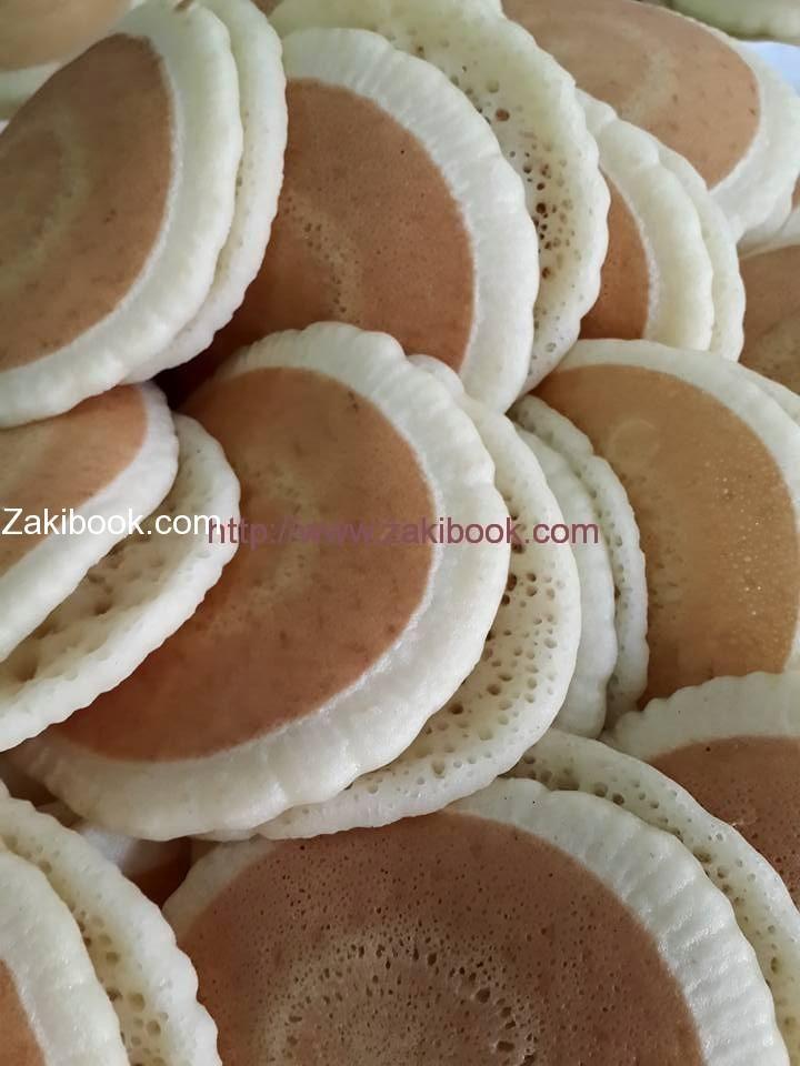 طريقة عمل عجينة القطايف زاكي Arabic Dessert Sweet Buns Desserts