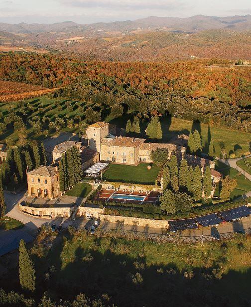 Family-Friendly Review Of Borgo Scopeto Relais