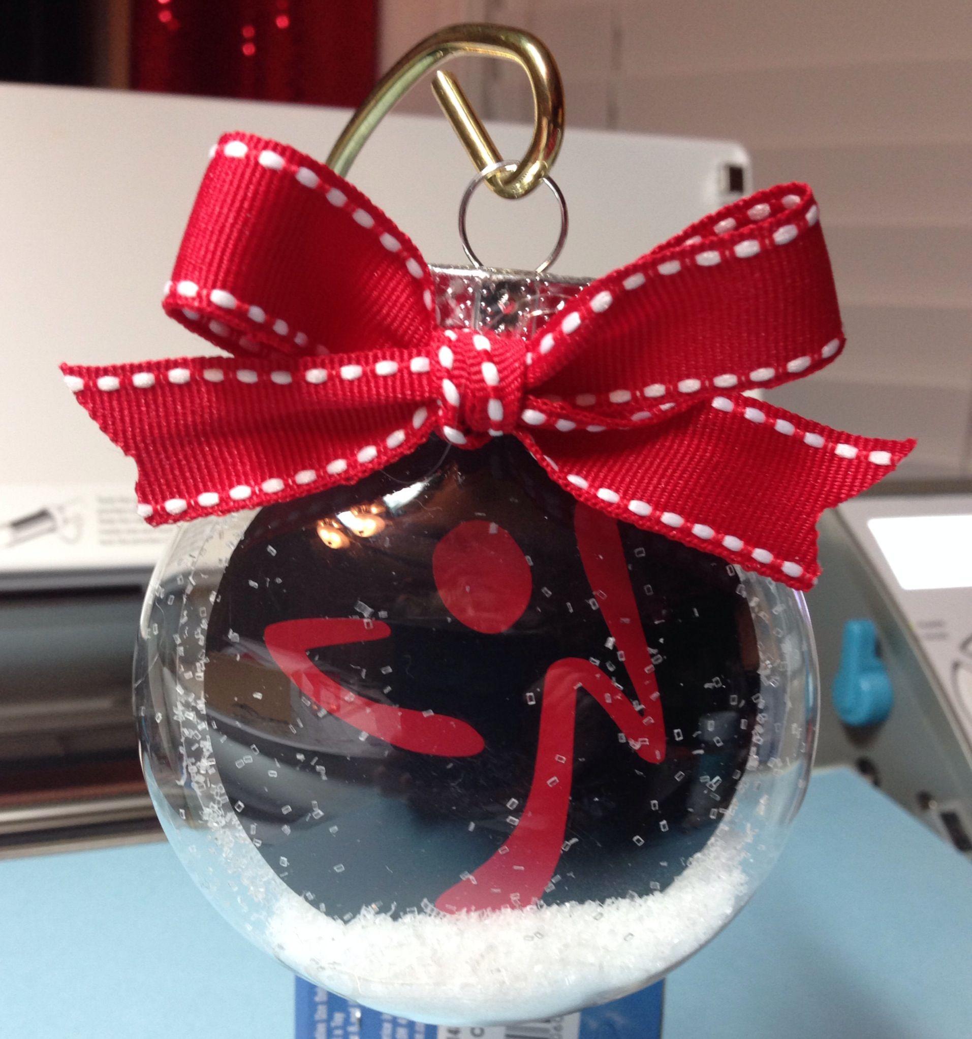 Christmas ornament --Zumba | ZUMBA 2 | Pinterest | Zumba, Christmas ...