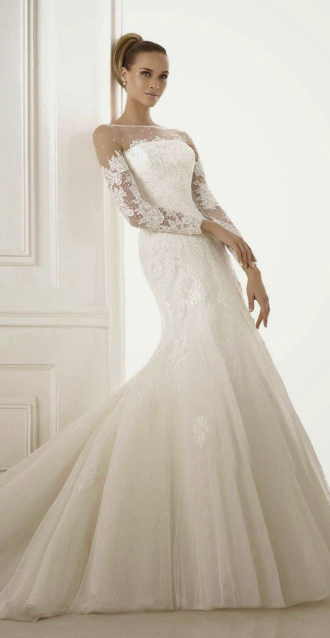 Best Wedding Dresses of 2014 | Wedding dress, Winter weddings and ...